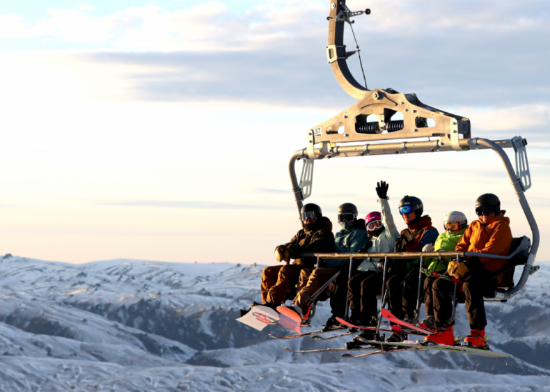 New Zealand's ski season opens for domestic tourists only