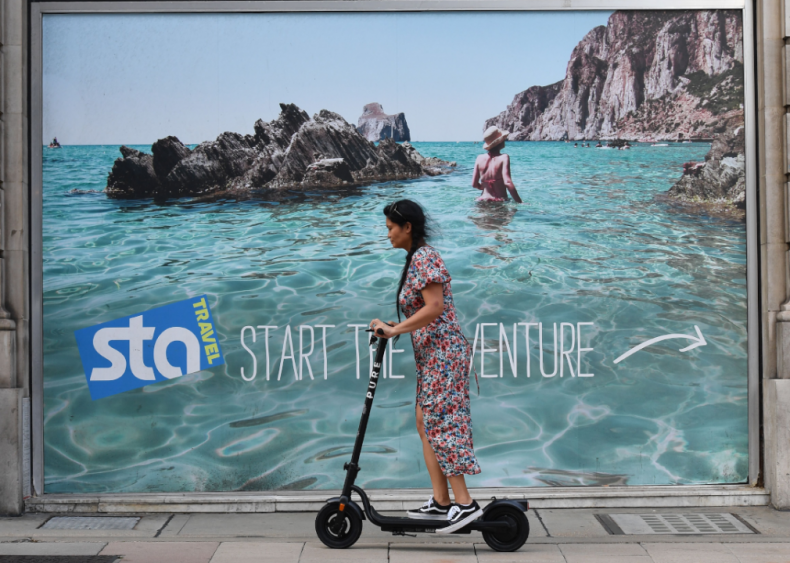 STA travel agency closes