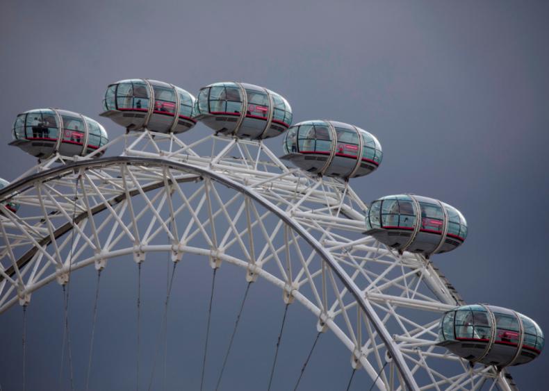 Britain projects billion dollar losses