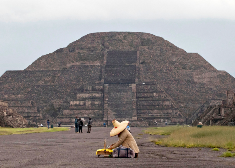 Reopening Teotihuacan in Mexico