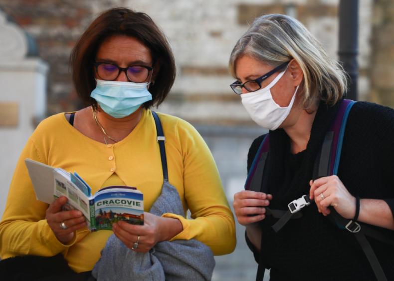 Poland enters coronavirus yellow zone