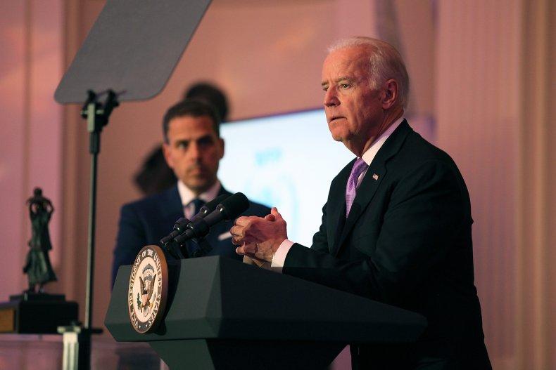 Hunter Biden Joe Biden Presidential Campaign
