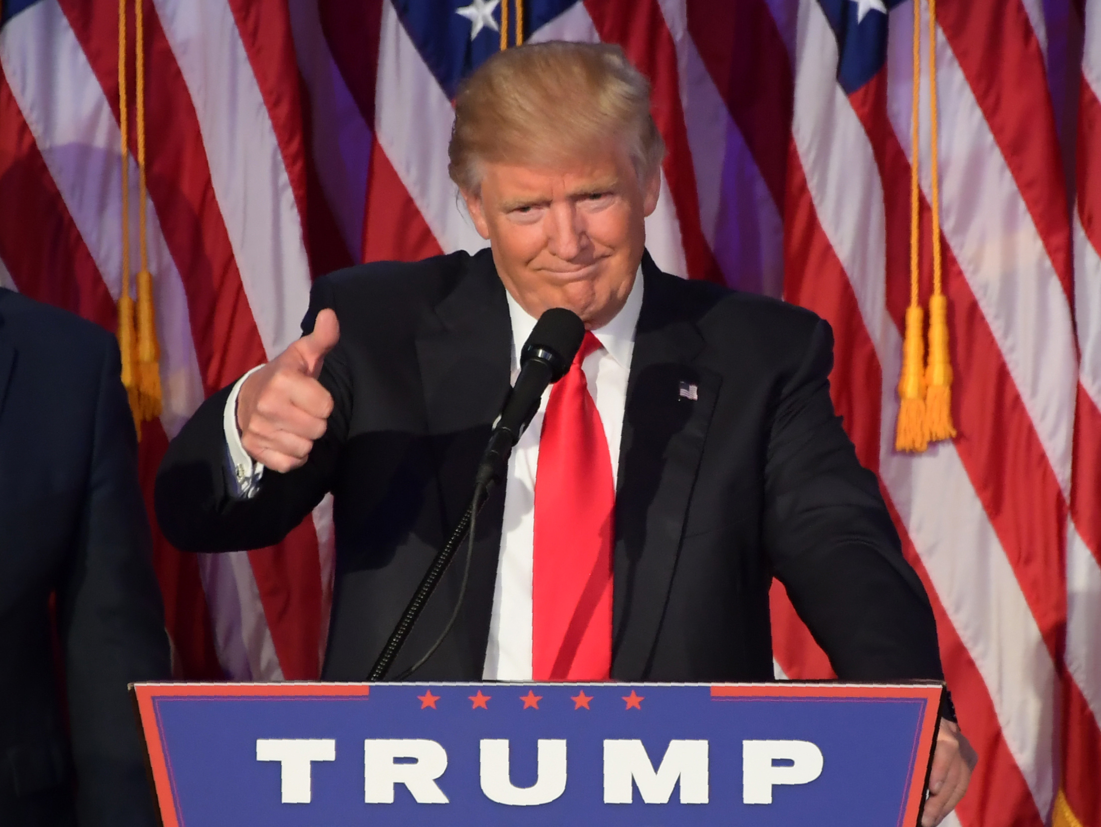 Trump campaign confirms Election Night party to be held at his Washington D.C. hotel