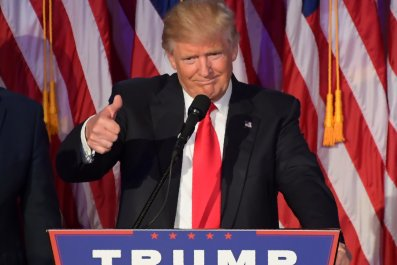 Donald Trump election night party Washington DC