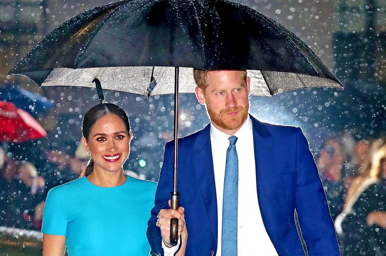 Meghan Markle and Prince Harry Endeavour Fund