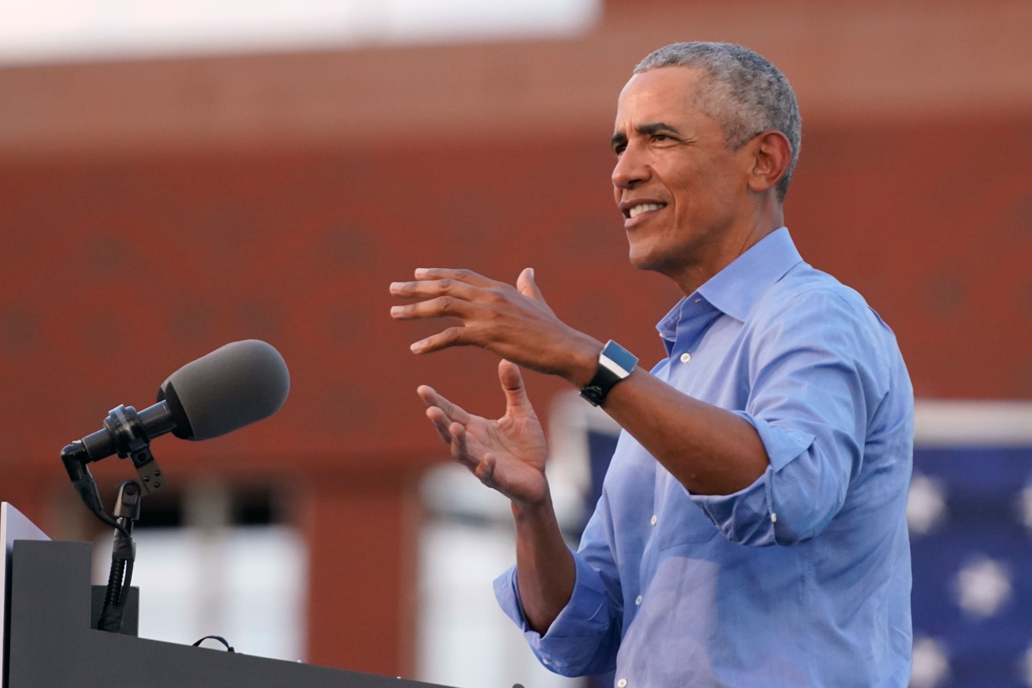 The best celebrity reactions to Barack Obama's speech in Philadelphia