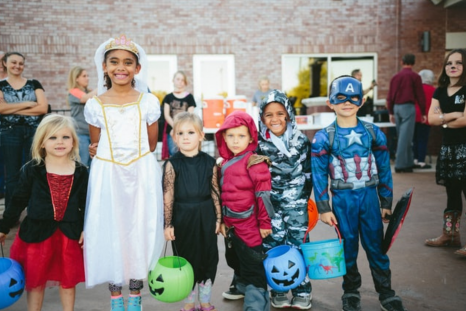 Newsweek AMPLIFY - Kids Halloween Celebration