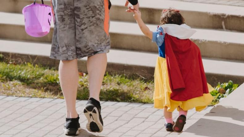 Newsweek Amplify - Kids' Halloween celebration