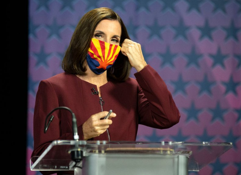 Arizona Senator Martha McSally