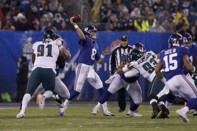 New York Giants, Philadelphia Eagles