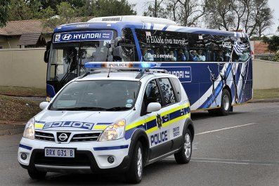 Durban Police