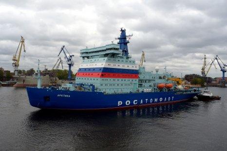 russia icebreaker