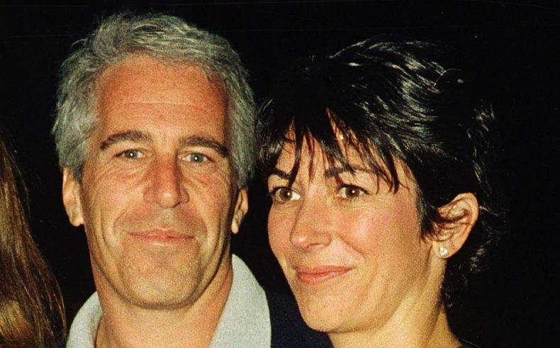 Jeffrey Epstein and Ghislaine Maxwell, Florida