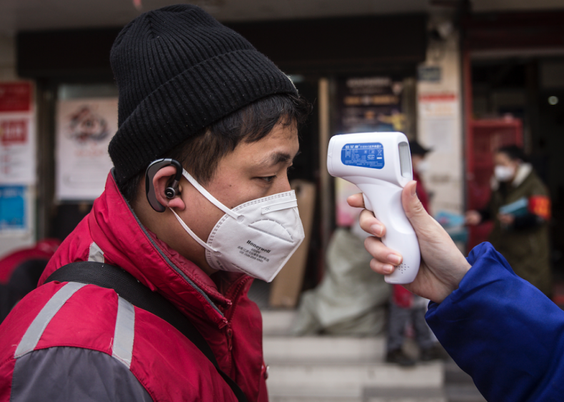 Jan. 4, 2020: WHO starts tracking illnesses in Wuhan