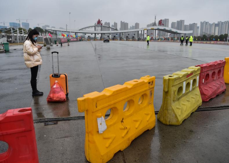 Jan. 23: Wuhan is locked down