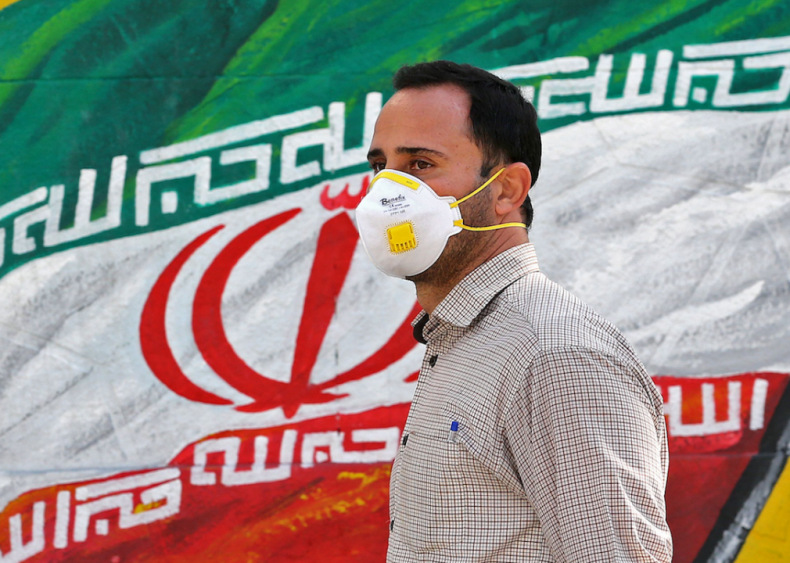 Feb. 19: COVID-19 arrives in Iran