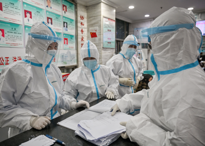March 11: WHO declares COVID-19 to be global pandemic