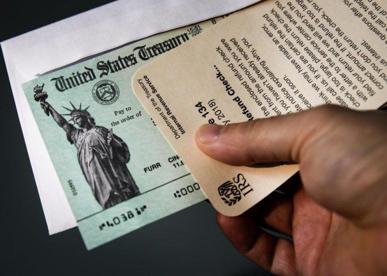 April 15: Stimulus bill begins to help Americans