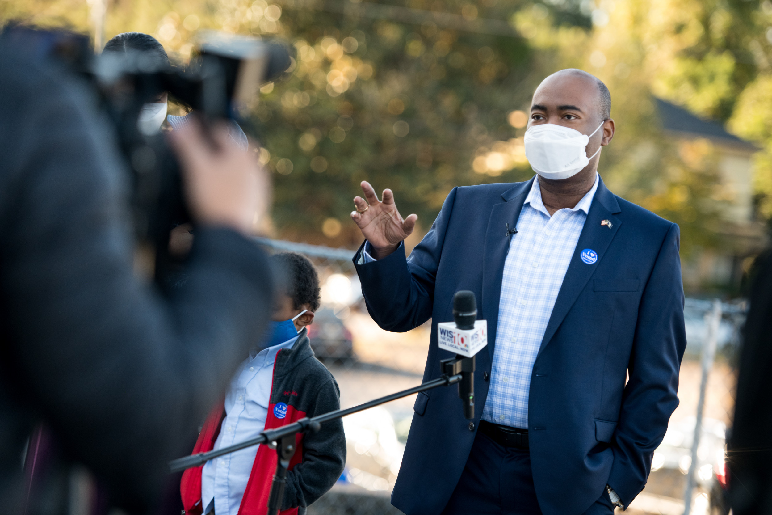 Jaime Harrison spent $60 million on campaign as polls show him leading Lindsey Graham