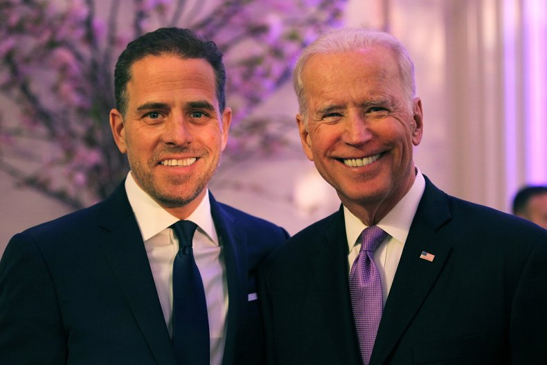 Joe Biden Hunter Biden corruption allegations