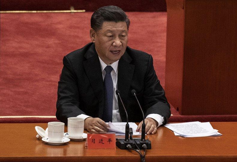 China, Donald Trump, Joe Biden, Xi Jinping