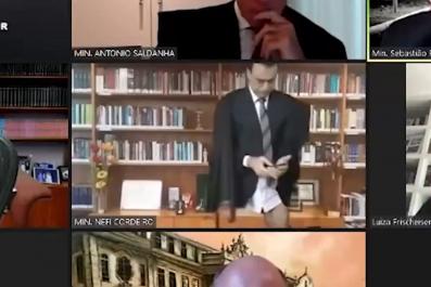 Magistrate Néfi Cordeiro