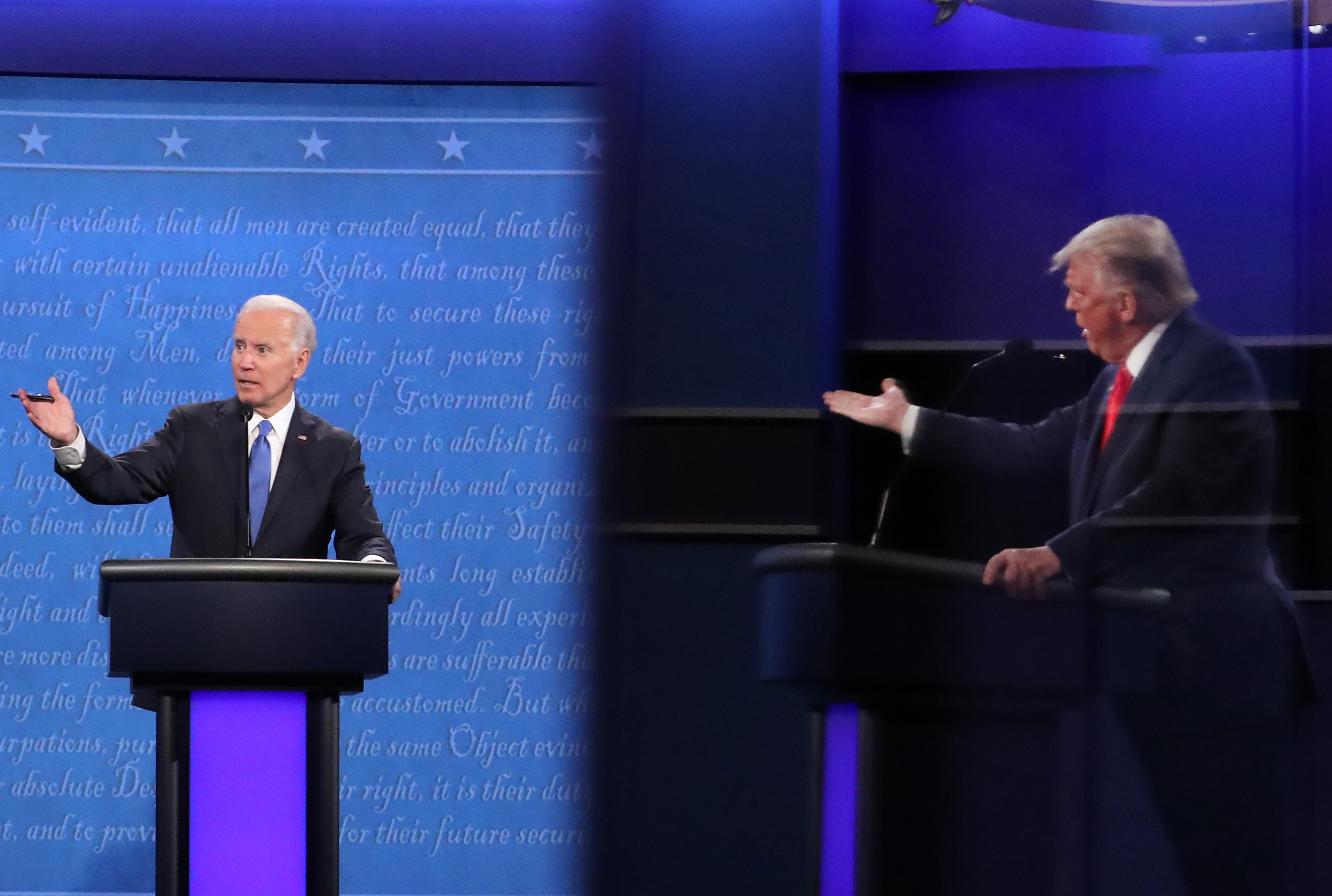 Did Trump say wind turbines cause cancer like Biden claimed in presidential debate?