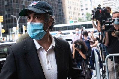 Trump's Former Attorney Michael Cohen