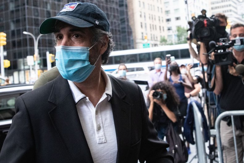 Trump's Former Attorney Michael Cohen