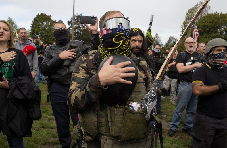 ACLED report militia