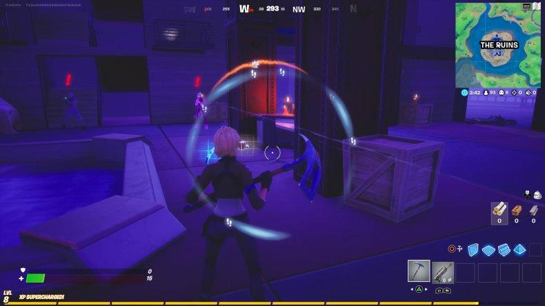 Fortnite Shadow Midas Location Elimination Fortnitemares Challenge Guide