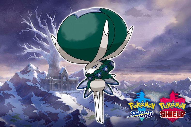pokemon sword shield crown tundra calyrex