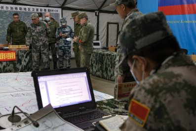 russia, china, caucasus, joint, military, exercise