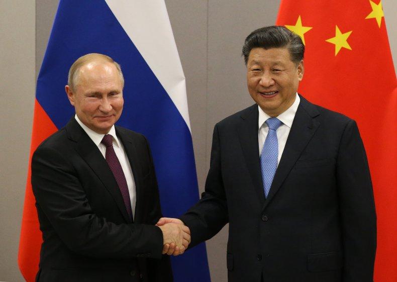vladimir, putin, xi, jinping, russia, china