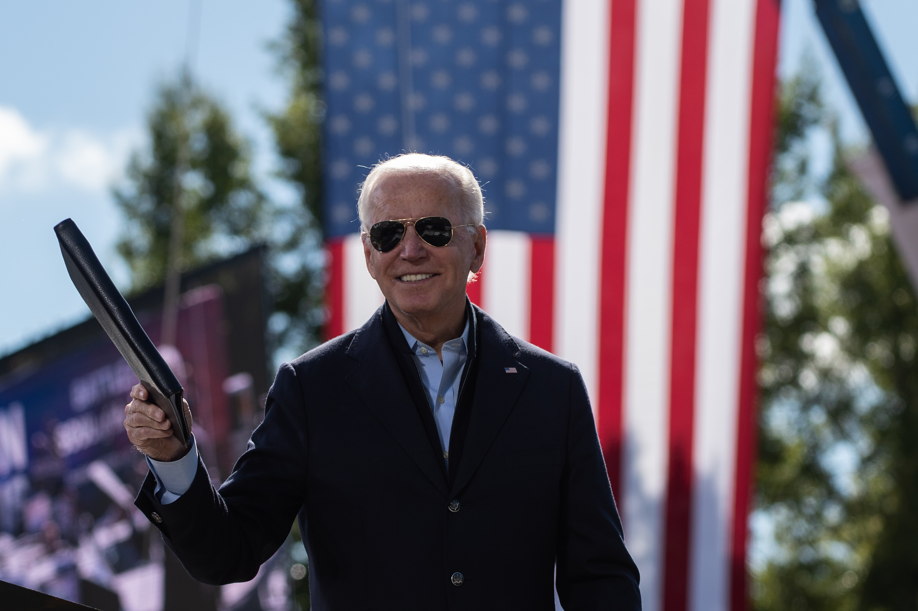 """""""Totally under control"""": Biden campaign launches """"Trump COVID plan"""" website to criticize pandemic response"""