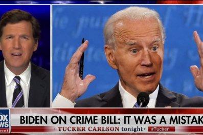 joe biden crime bill tucker