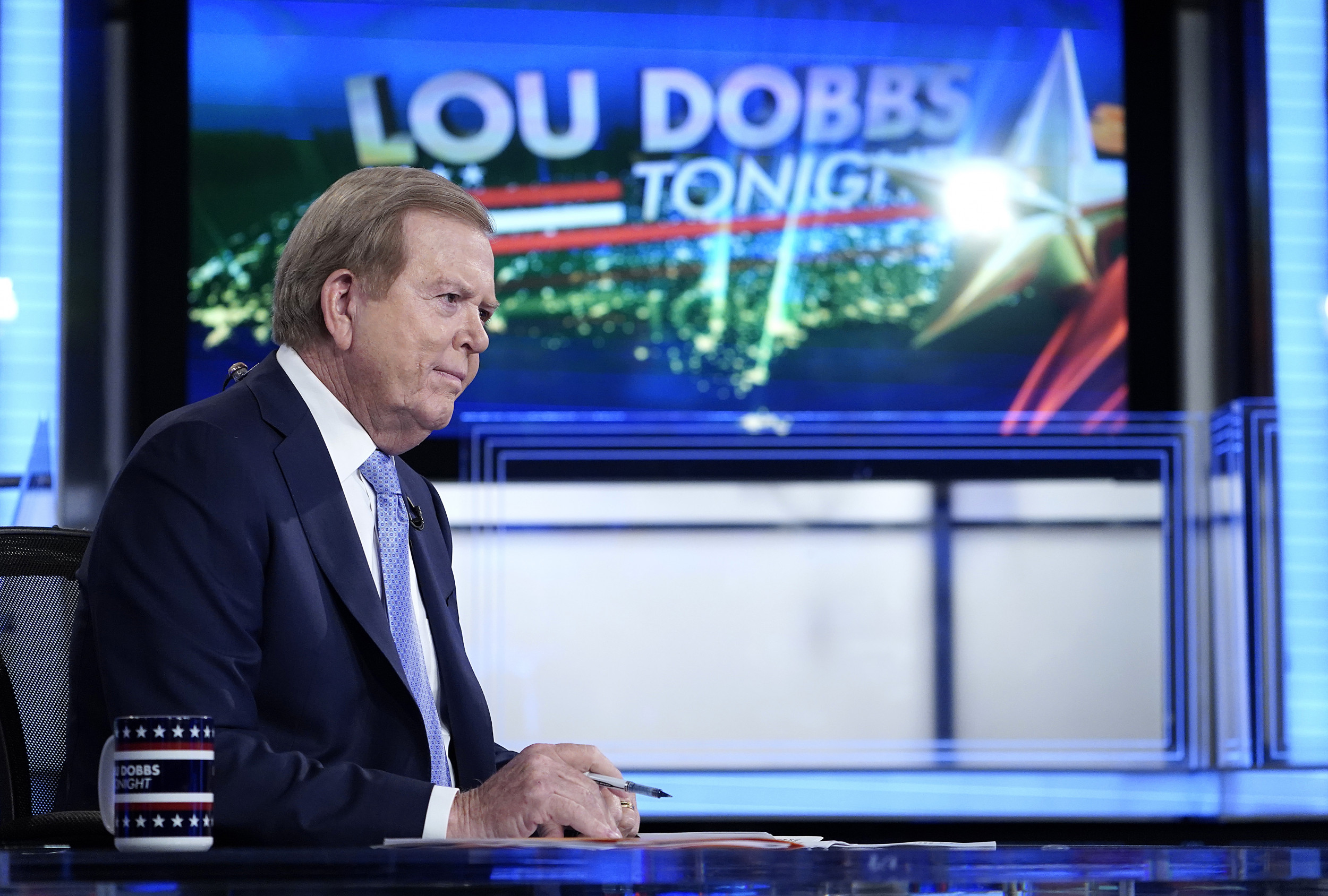 Fox Business host Lou Dobbs tells South Carolina residents to vote against Lindsey Graham