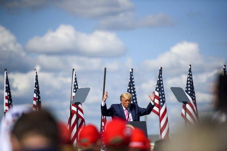 Trump NC Rally