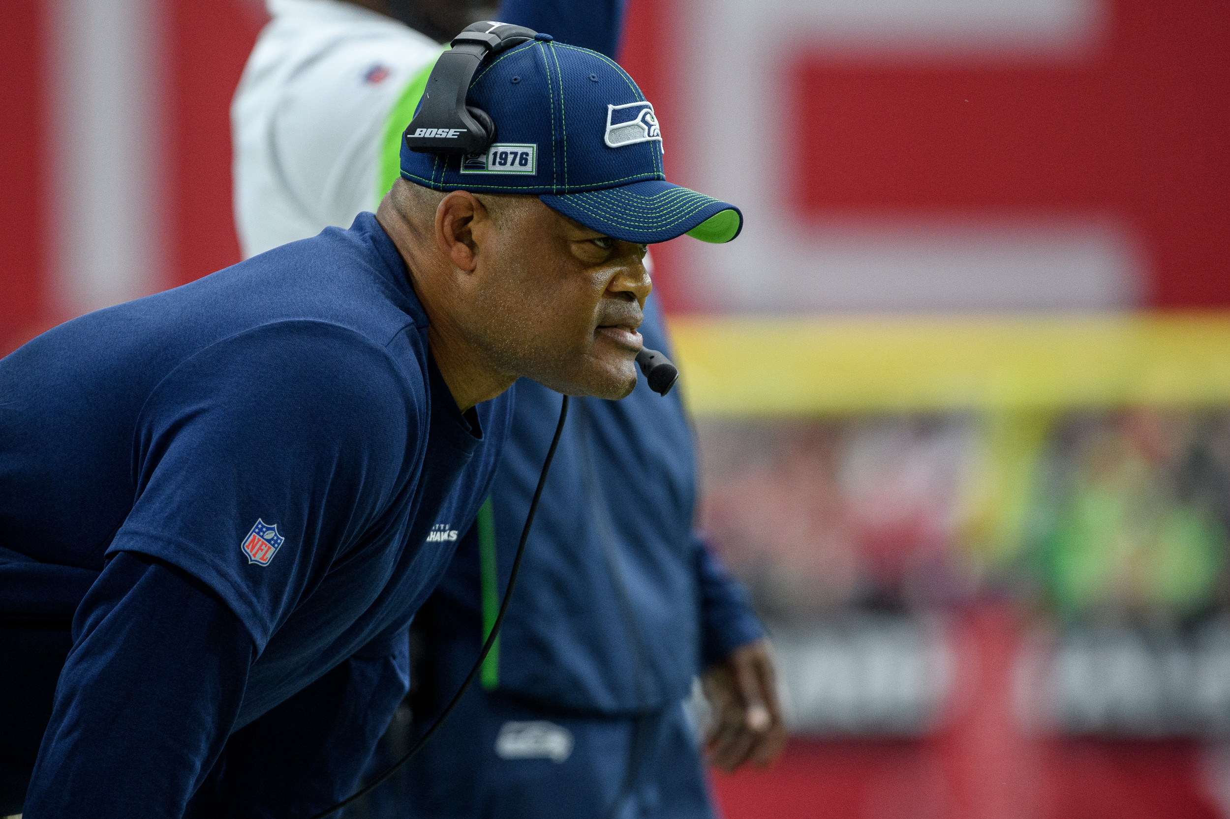 Calls to fire Ken Norton by Seahawks fans after overtime loss to Cardinals