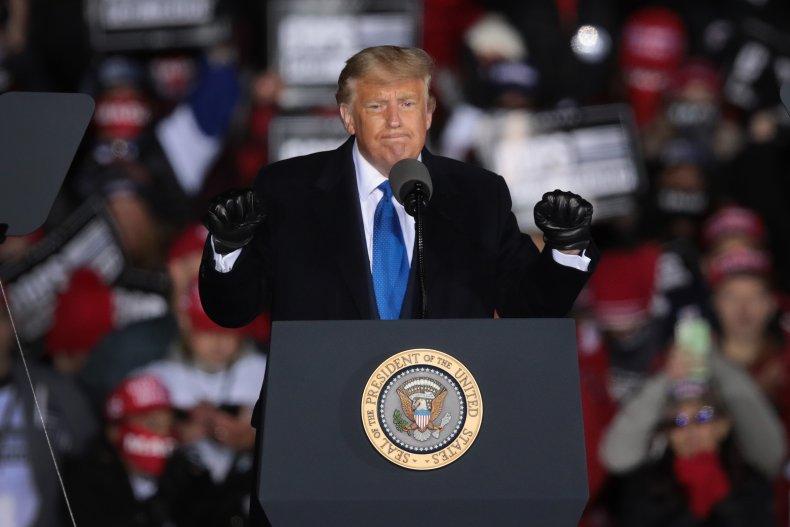 donald trump, 2020 election, Waukesha County, wisconsin,getty