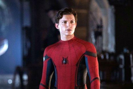 spider-man 3 flming