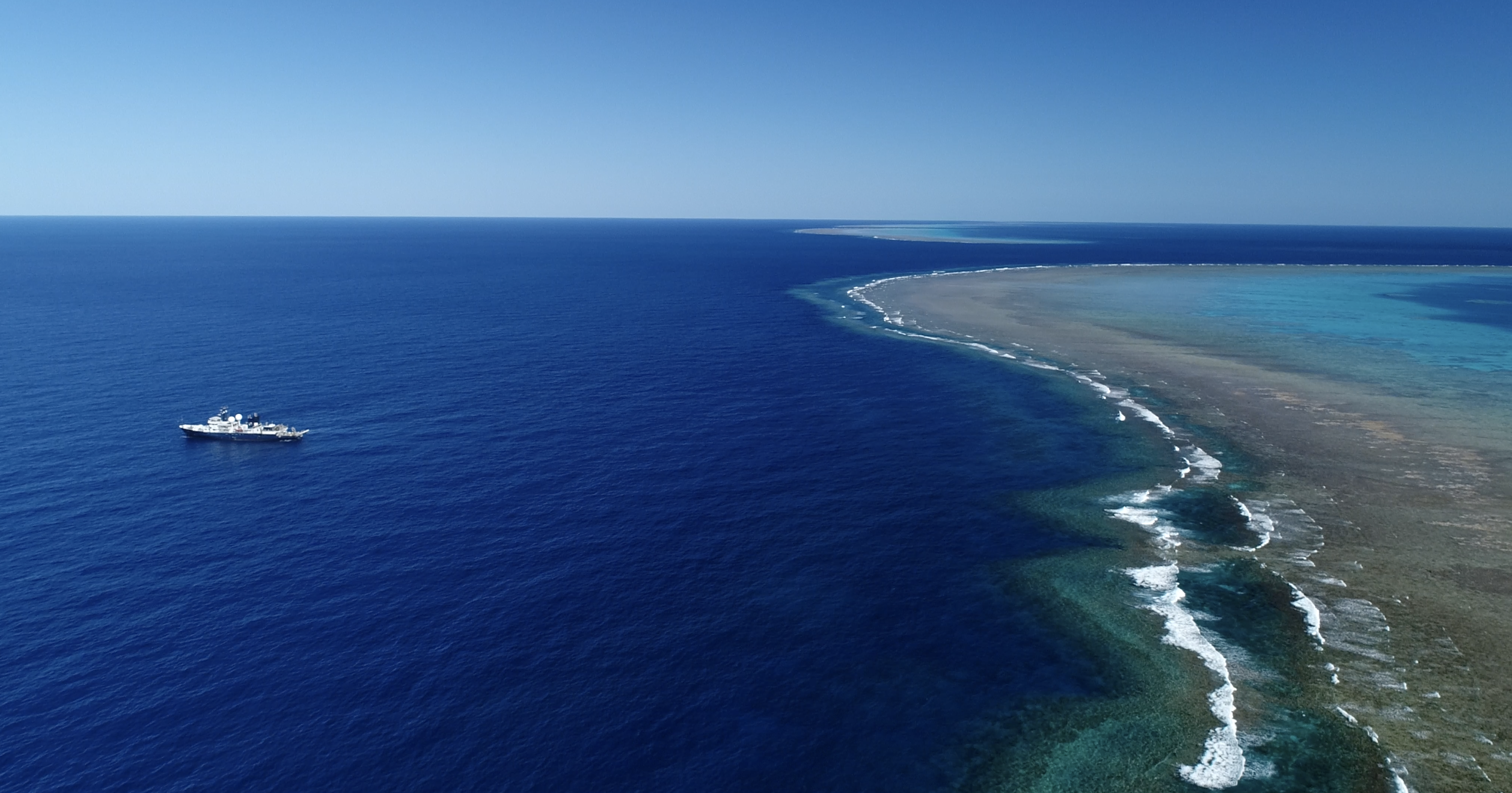 Enormous coral reef taller than Empire State Building discovered on Great Barrier Reef