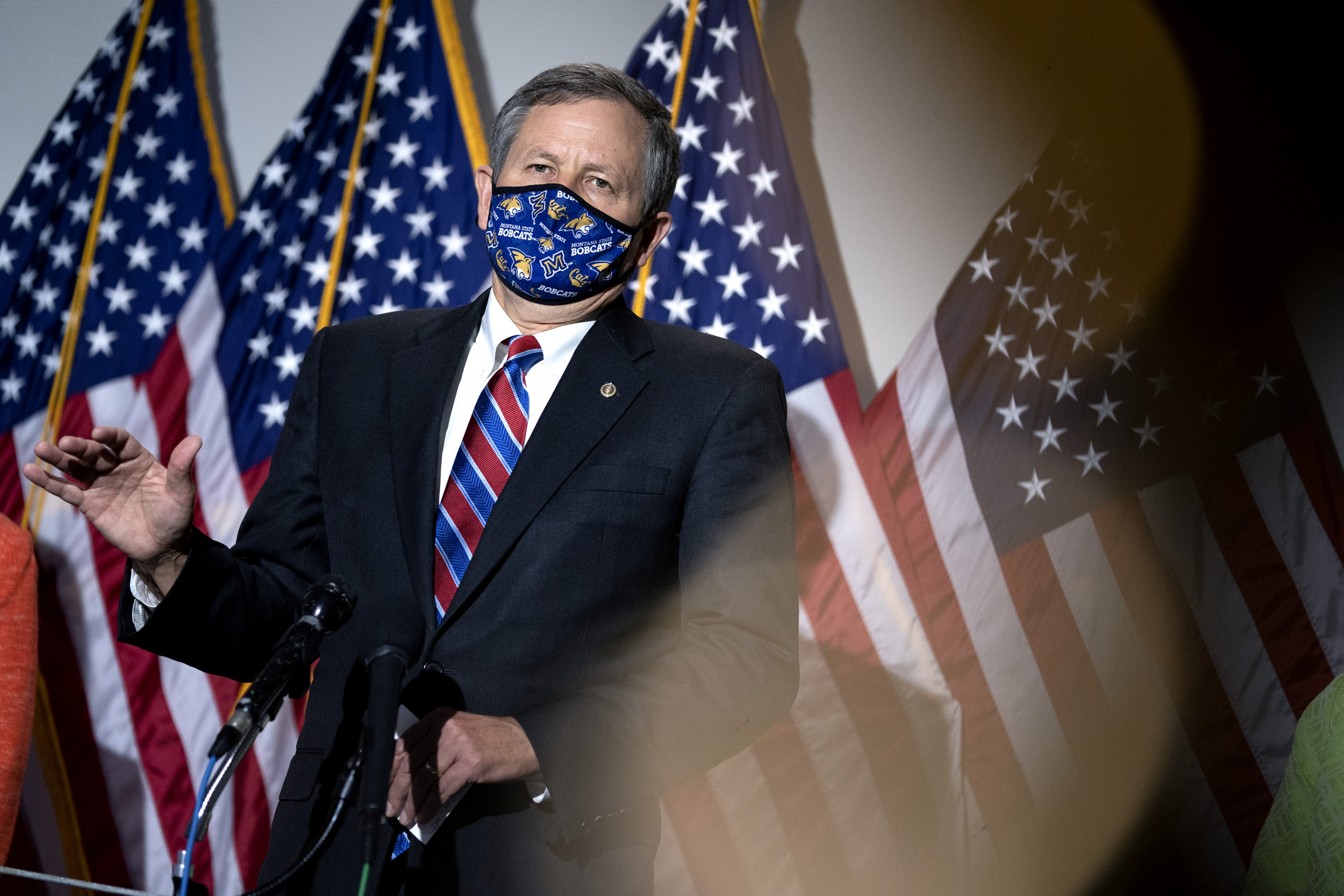 GOP Senator Steve Daines raked in cash from Big Pharma while backing drug-pricing bill