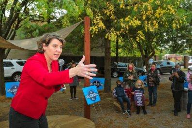 Democratic Senate Candidate Amy McGrath