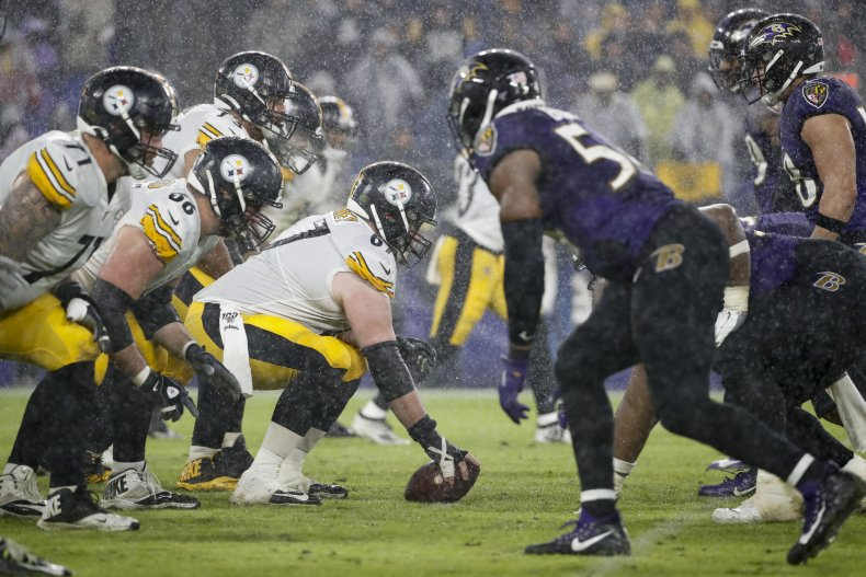 Pittsburgh Steelers, Baltimore Ravens