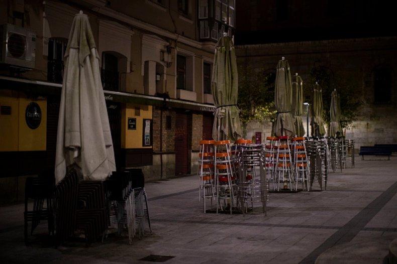 Spain Curfew