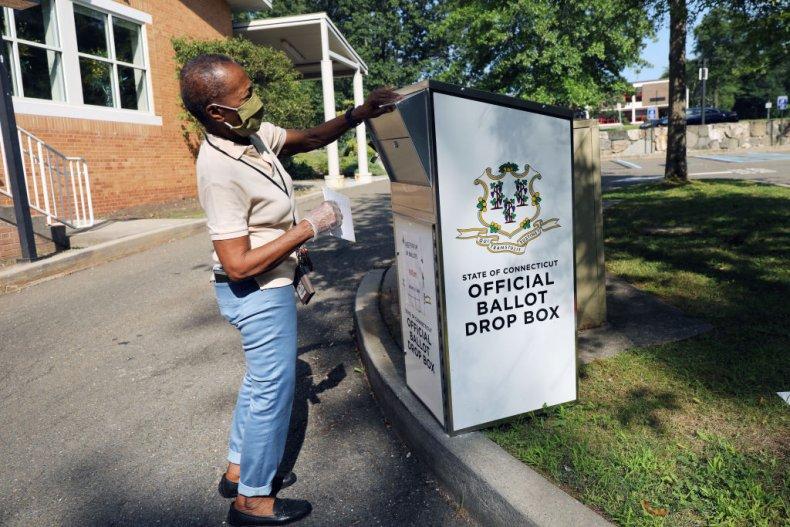 Connecticut voting