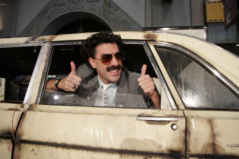 Borat 2 Feminist Movie