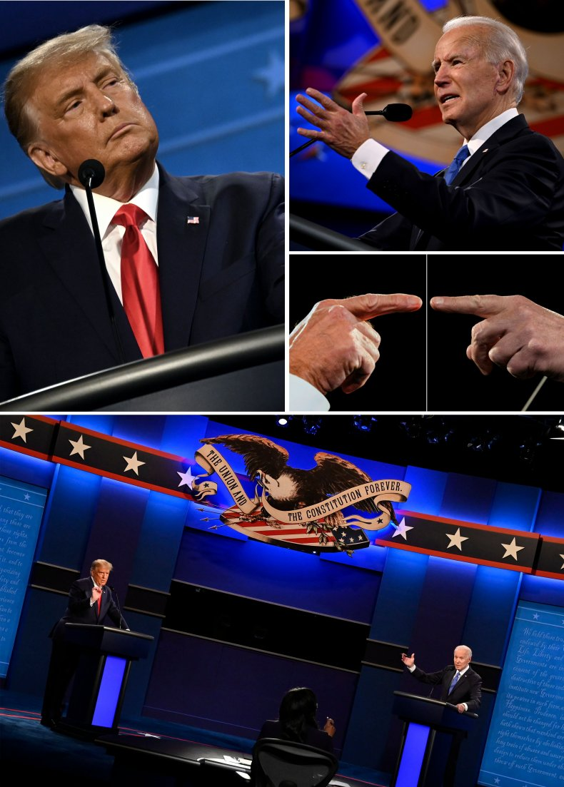 donald, trump, joe, biden, presidential, debate