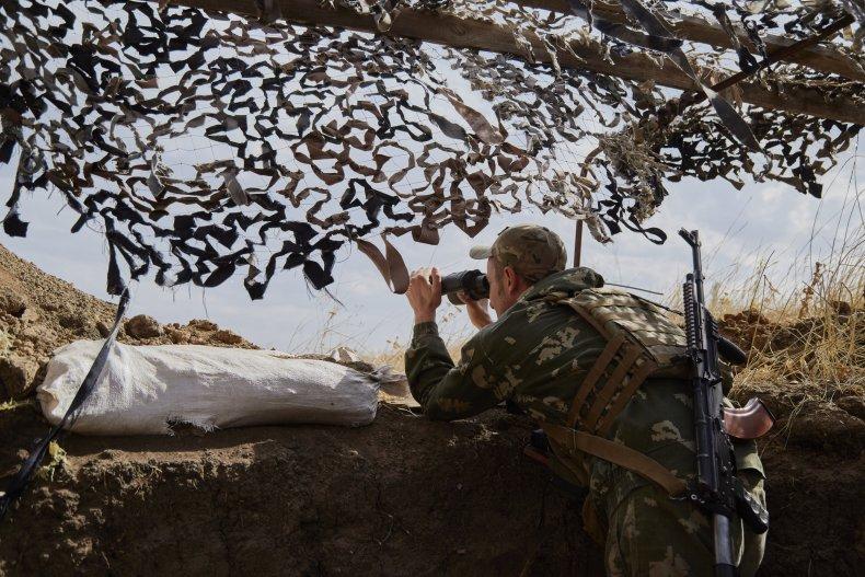 ukraine, military, war, donetsk, russia